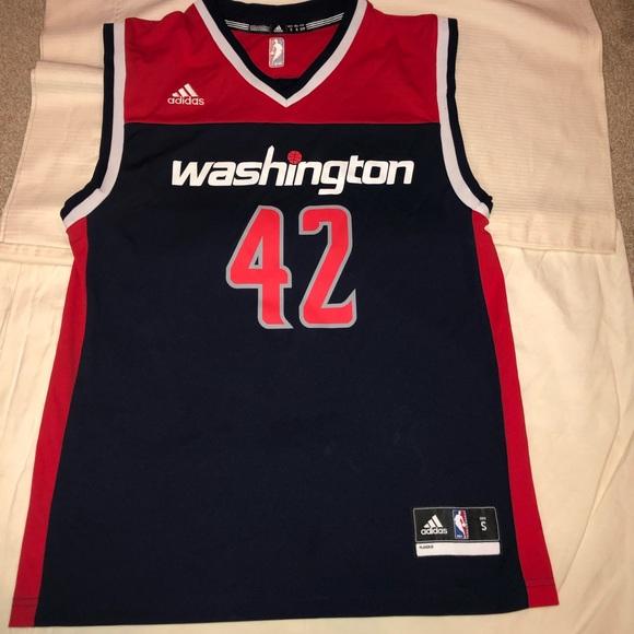 adidas Other - ADIDAS #42 NENE WASHINGTON WIZARD JERSEY!